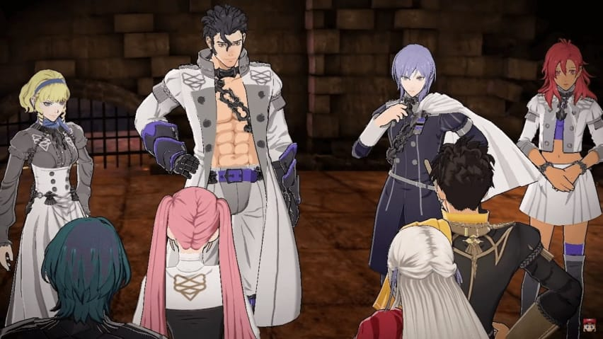 Last Fire Emblem: Three Houses DLC Launches Next Month - TechRaptor