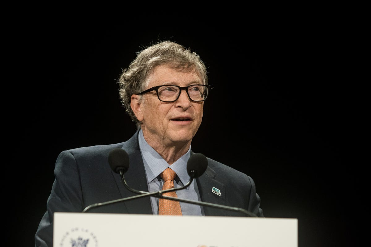 A Bill Gates-Backed Accelerator For COVID-19 Therapeutics Treatment Partners With Madonna And Mark Zuckerberg's Chan Zuckerberg Initiative - Forbes