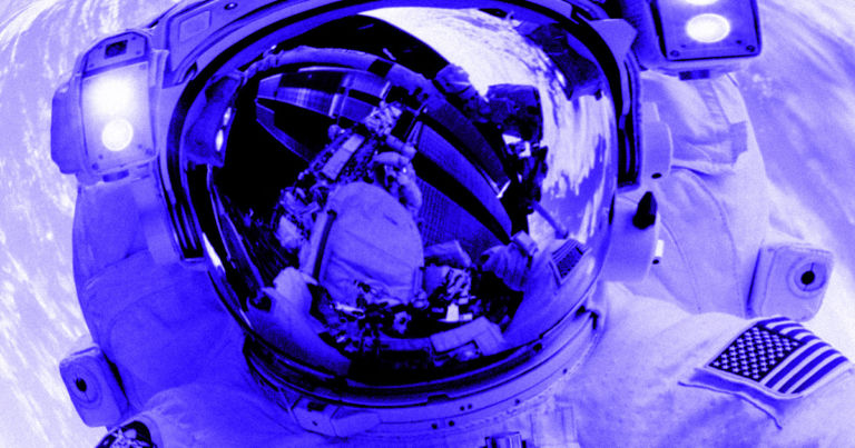 New Research: Space Travel Causes Astronauts' Brains to Expand - Futurism