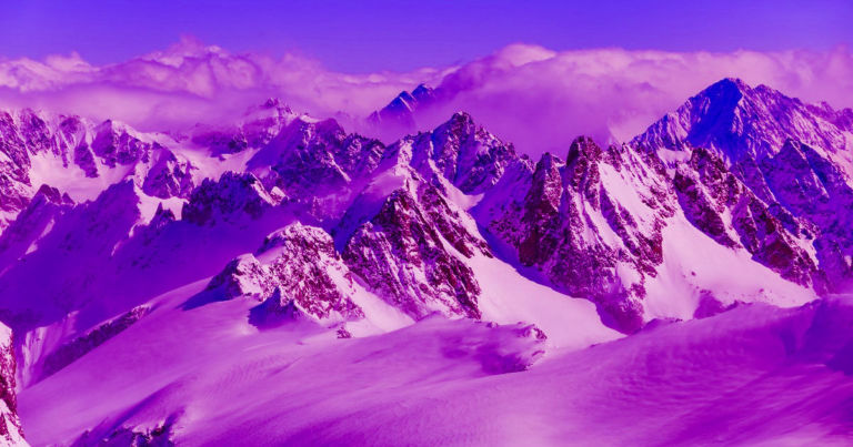 There's Pink Snow in Europe. That Could Be Bad, Scientists Say - Futurism