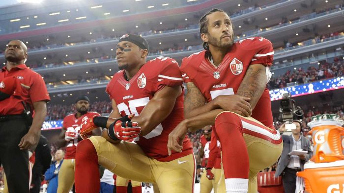 NFL teams urged to sign quarterback and activist Colin Kaepernick amid unrest over death of George Floyd - ABC News