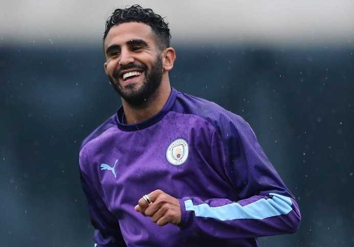 Manchester City : Mahrez, Guardiola a encore un tour dans son sac - Afrik-Foot