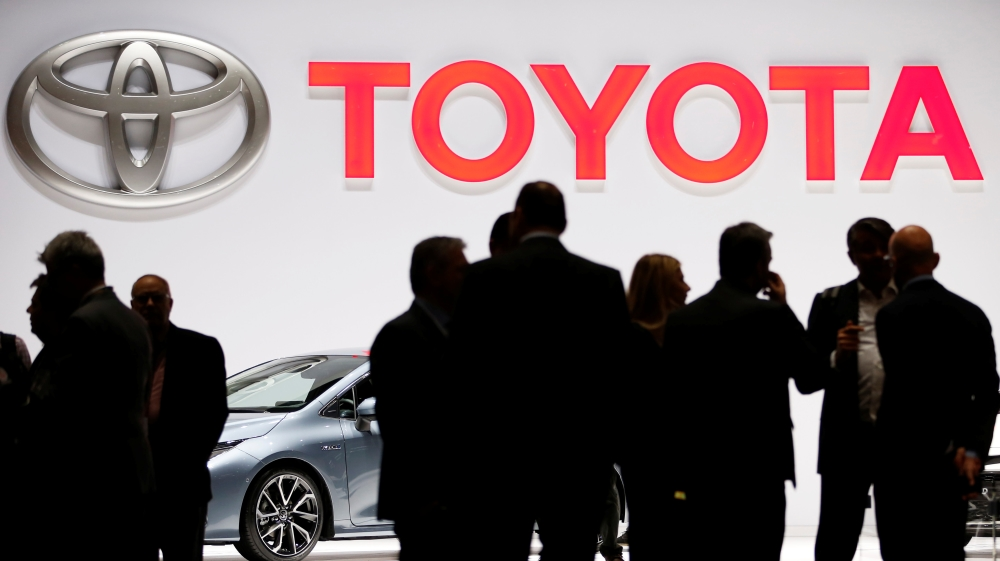 Toyota recall: 3.4 million cars may have defective airbags - Al Jazeera America