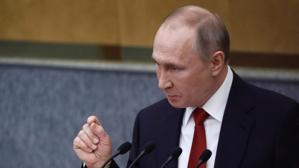 Putin approves legal changes in bid to stay in power until 2036 - Al Jazeera English