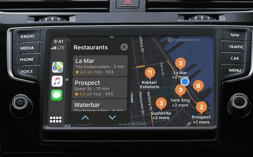 Apple CarPlay krijgt een leuke update - Apparata