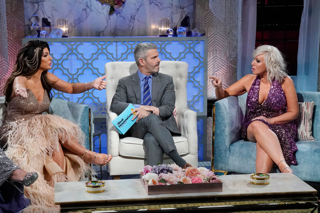 'RHONJ:' Producers Explain Why They Exposed Teresa Giudice's Role In Margaret Josephs Hair Pull - Showbiz Cheat Sheet