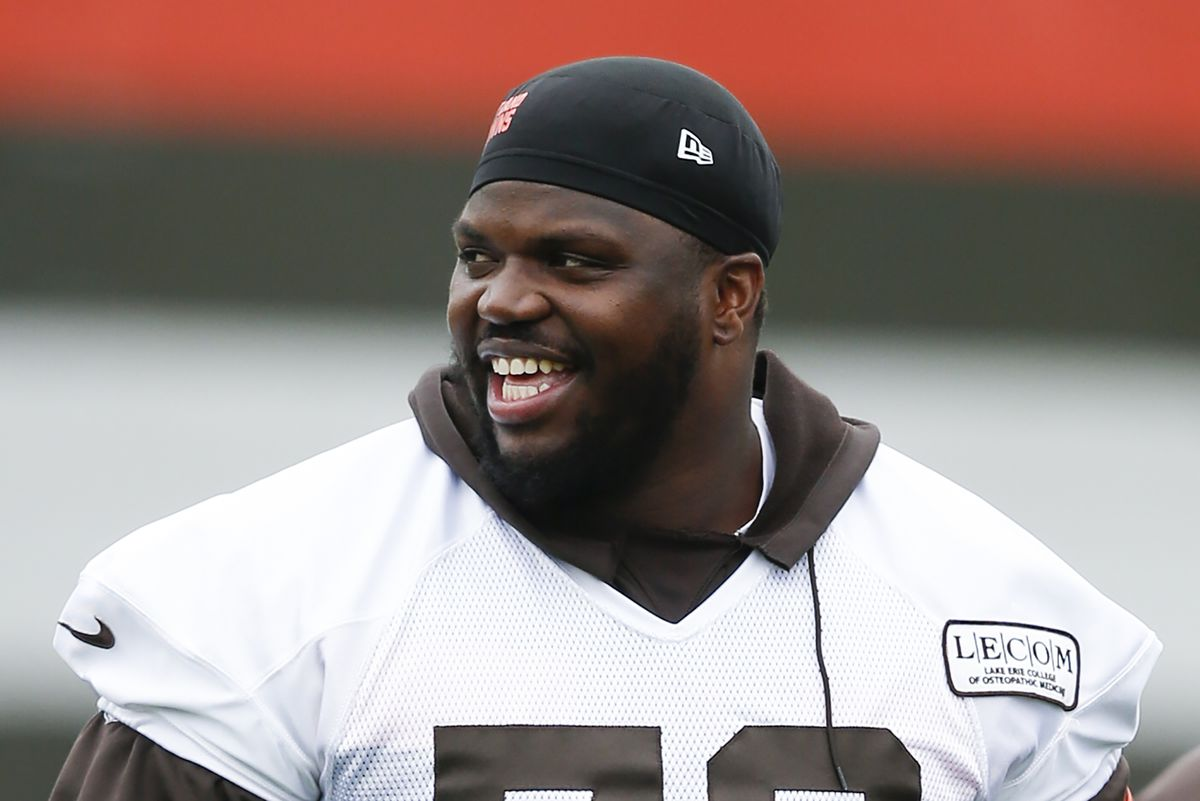 Ex-Cleveland Browns lineman Greg Robinson caught with 157 pounds of marijuana near Mexico border, authorities - Cleveland 19 News