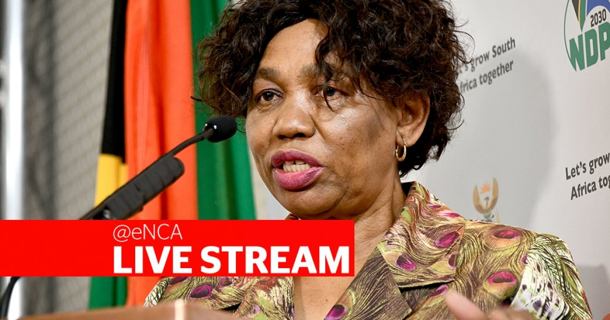 LIVESTREAM: Basic Education Minister gives clarity on readiness to reopen schools - eNCA