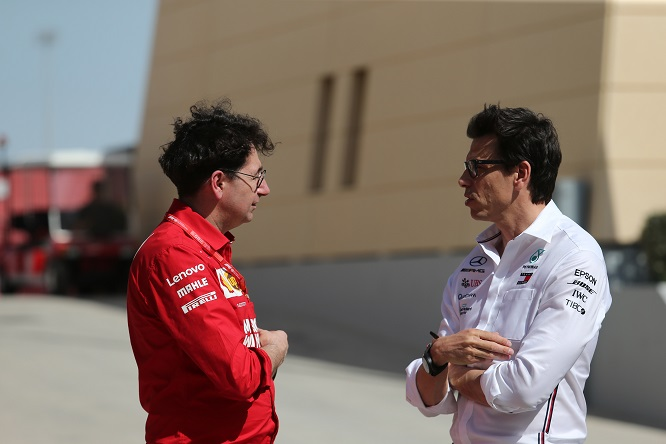 Paddock in... - FormulaPassion.it
