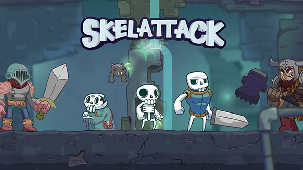 Action platformer Skelattack now available for PS4, Xbox One, Switch, and PC, published by Konami - Gematsu