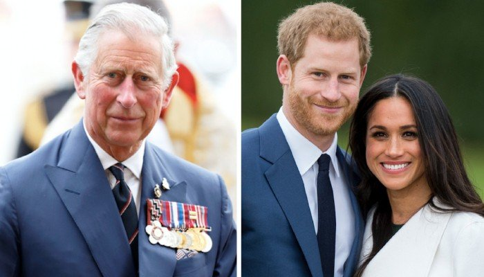 Harry, Meghan Markles exit fulfilled a longtime wish of Prince Charles - Geo News
