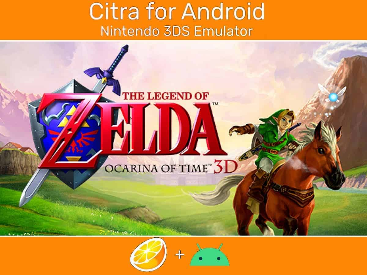 Citra officially arrives for Android as the first mobile Nintendo 3DS emulator, Download it here! - Gizchina.com