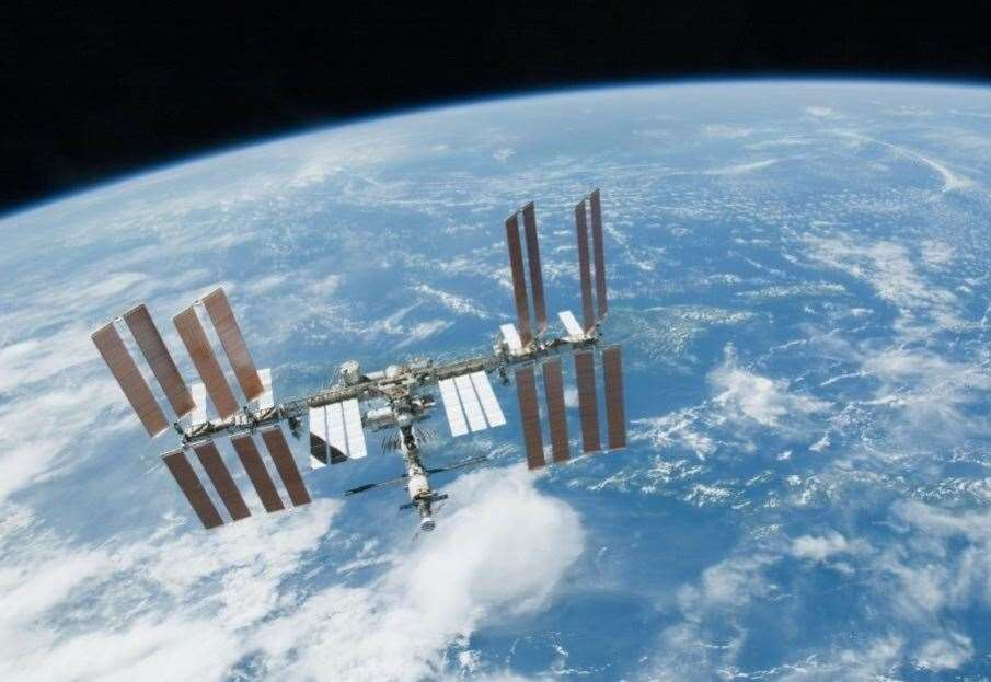 See International Space Station in sky tonight - Kent Online