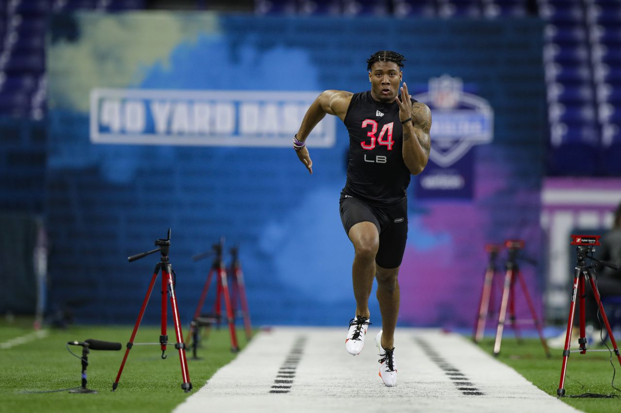 Clemson's do-everything Isaiah Simmons cements his place as candidate for Lions with big combine - MLive.com