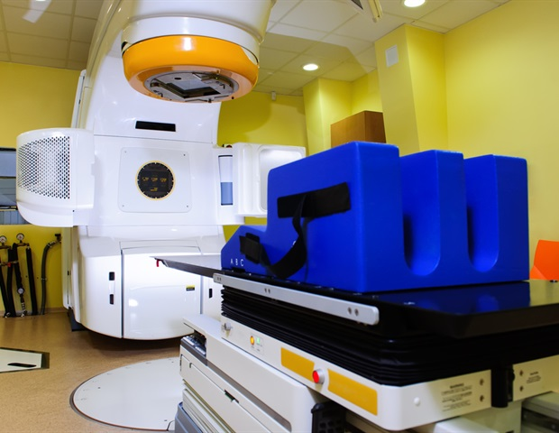 Thoracic radiation therapy can have negative impact on cancer patients' quality of life - News-Medical.net