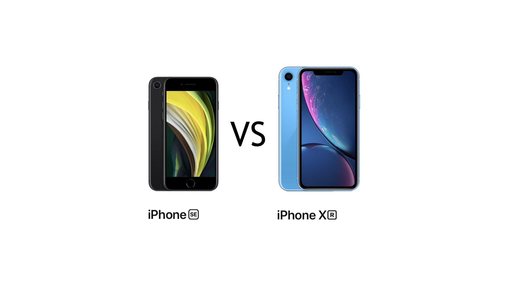 iPhone SE (2020) vs iPhone XR : quel smartphone Apple abordable choisir ? - Numerama