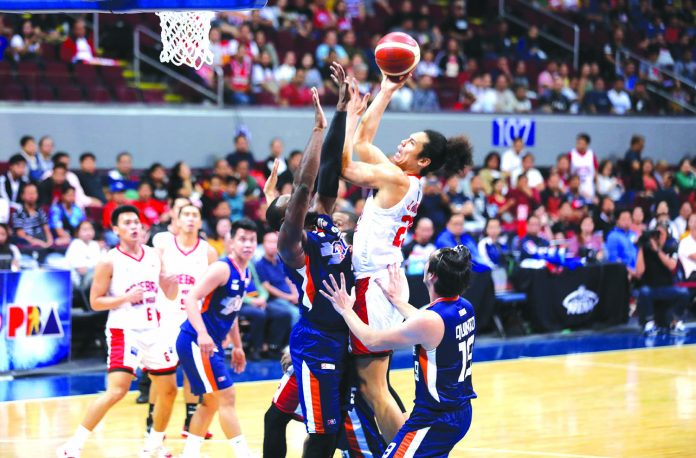 Ginebra, kings of PBA Govs' Cup anew - Panay News