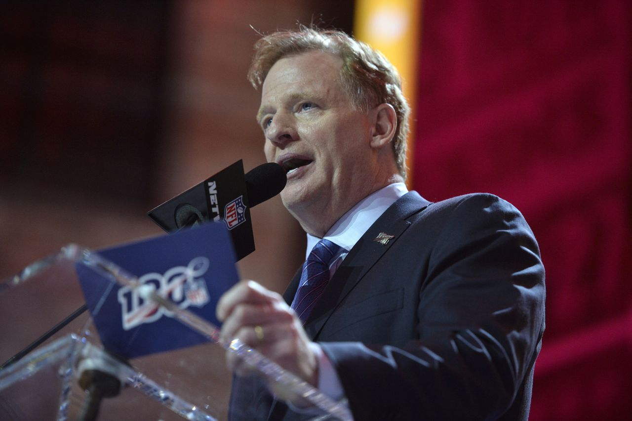 NFL rumors: Why Roger Goodell made smart call on 2020 NFL Draft - SILive.com