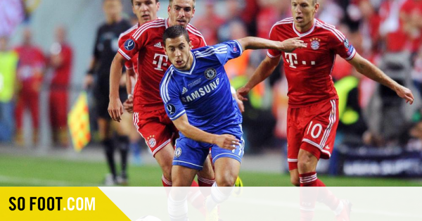 En direct : Chelsea - Bayern Munich (0 - 2) / C1 / 8es / Chelsea-Bayern / SOFOOT.com - SO FOOT