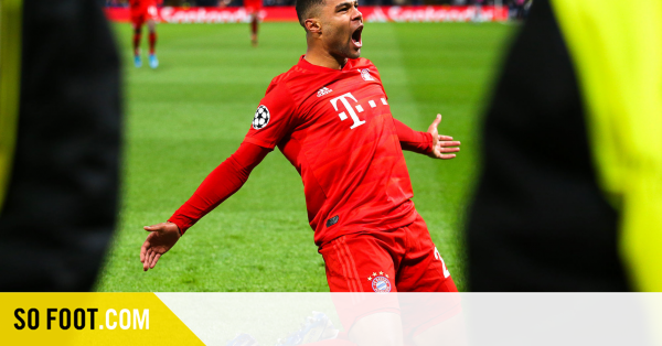 Gnabry, marche à Londres / C1 / 8es / Chelsea-Bayern (0-3) / SOFOOT.com - SO FOOT