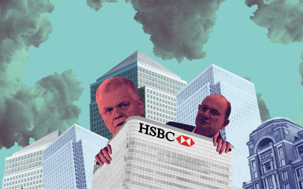 HSBC 'bloodbath' is brutal but may not be brutal enough - Telegraph.co.uk