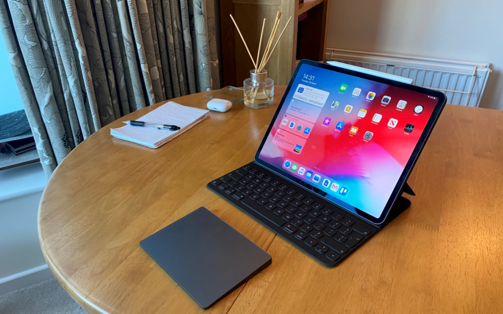 iPad Pro 2020 review: The ultimate work-from-home device - Telegraph.co.uk