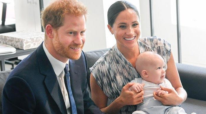 Meghan Markle, Prince Harrys son Archie almost starting to walk: royal insider - The News International
