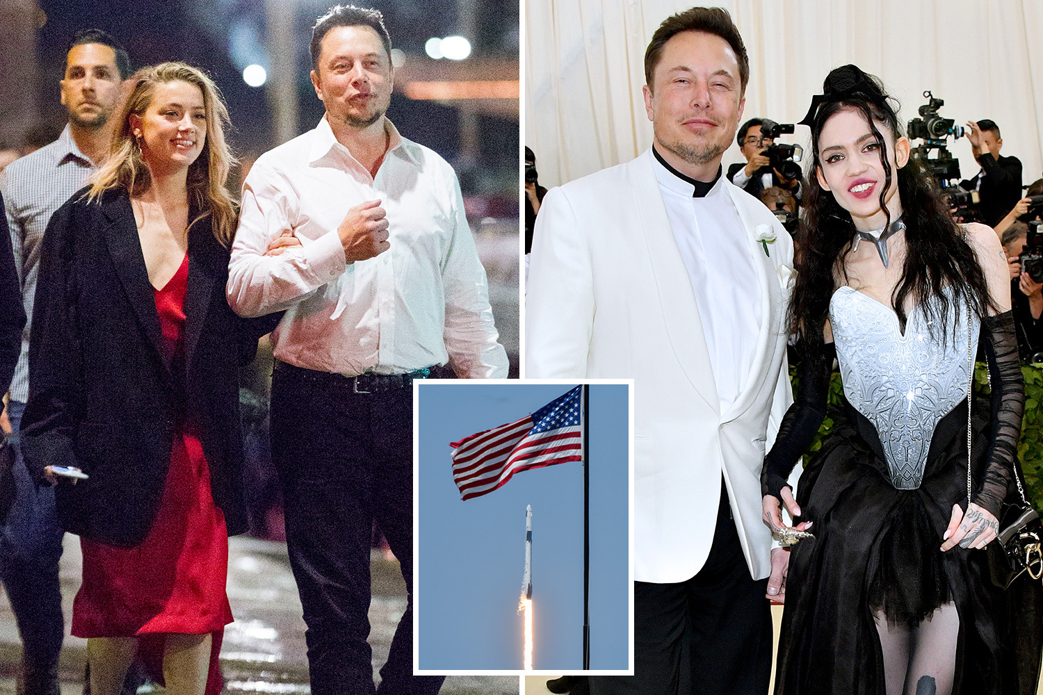 Inside SpaceX billionaire Elon Musk's stormy personal life from divorces to his feud with 'terrible human' dad - The Sun