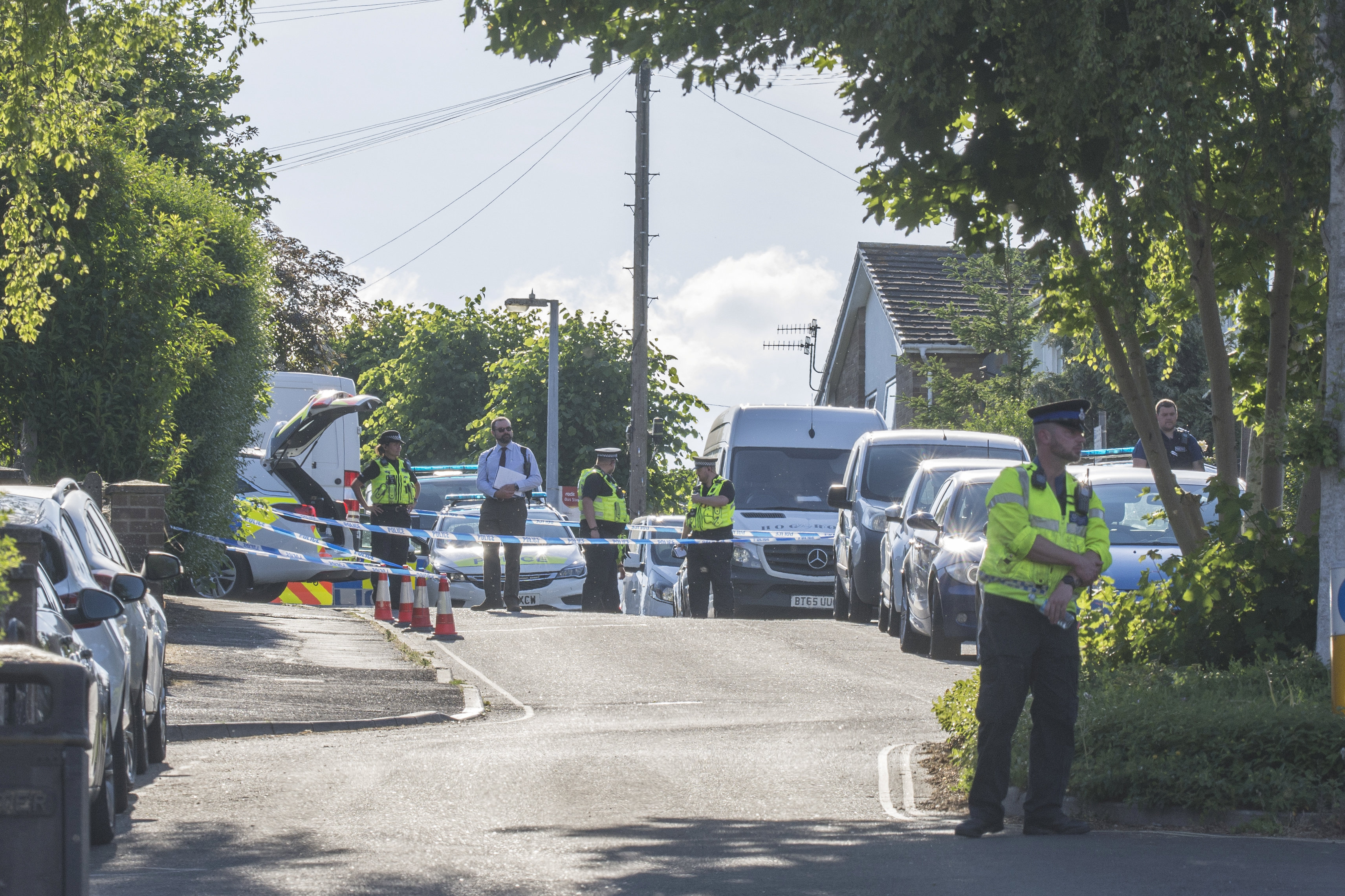 Two women die at house in Salisbury as man in his 30s arrested on suspicion of murder - The Sun