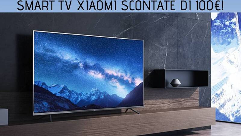 Smart TV Xiaomi ad un prezzo shock su Amazon! | OfferteLabs - Tom's Hardware Italia