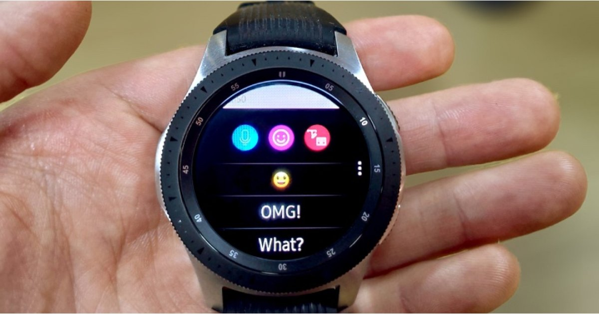 ​Samsung Galaxy Watch 2 mega leak: Smaller case and rotating bezel stays - Wareable