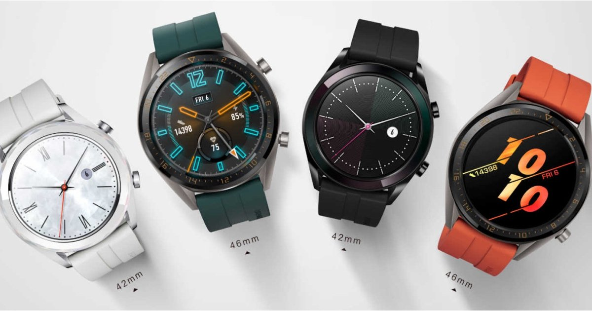 ​Huawei booms as new wave of Chinese smartwatches cut through - Wareable