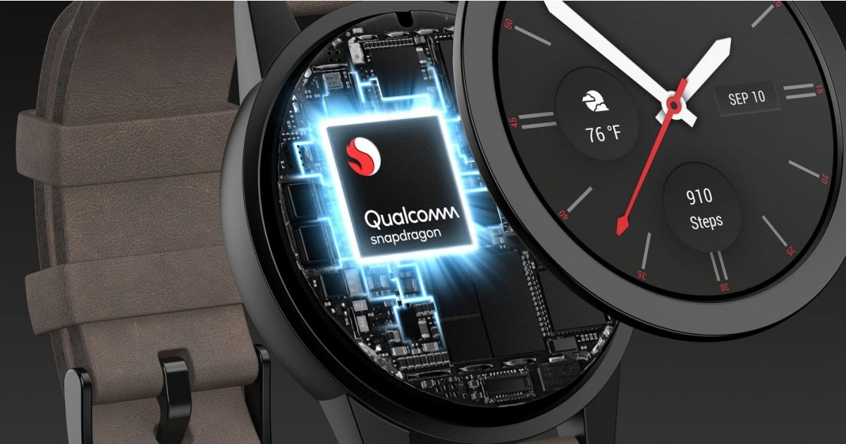 New Snapdragon Wear 4100+ platform offers week long battery life - Wareable
