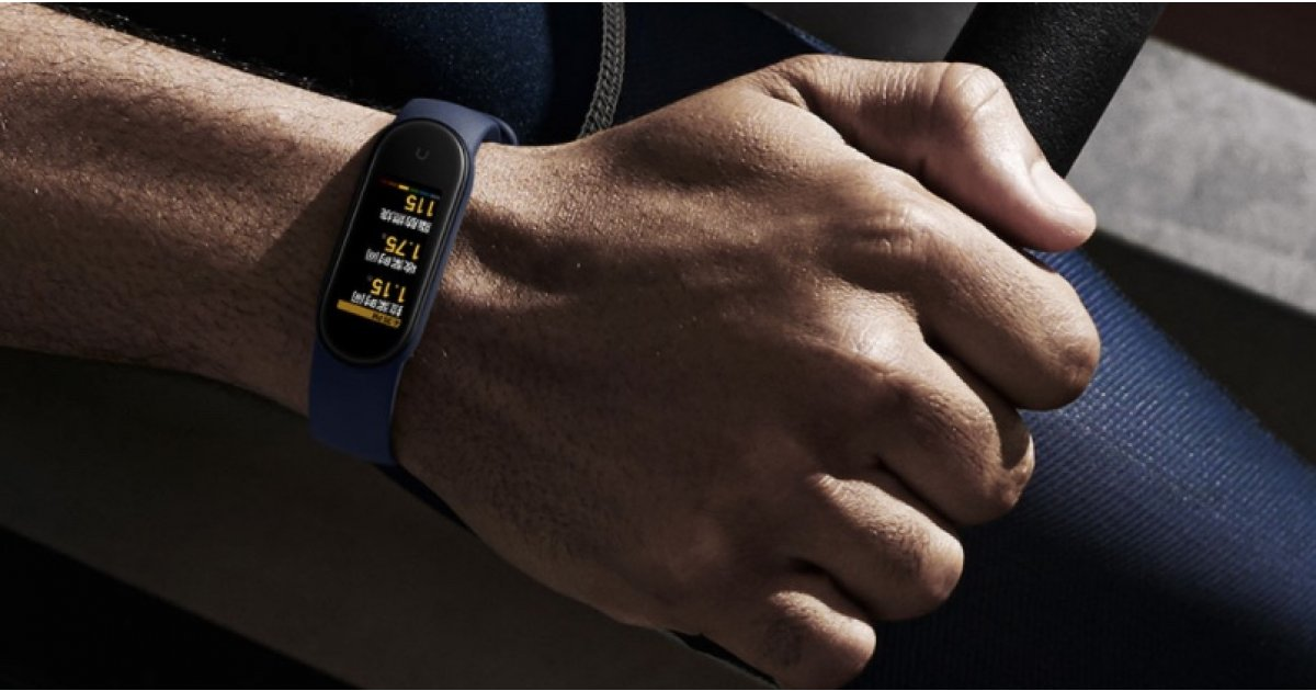 Xiaomi Mi Band 5 Pro surfaces: Hopes high for Alexa powered budget tracker - Wareable