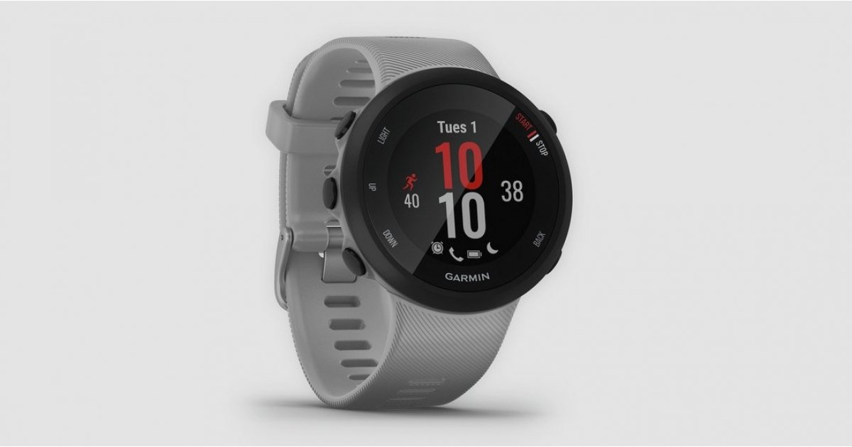 Garmin launches Forerunner 45 Plus: its budget watch just got even better - Wareable