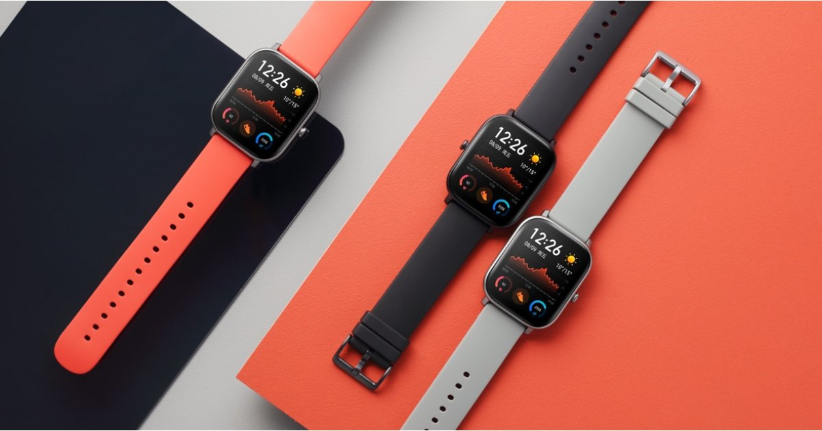 Amazfit GTS 2 and GTR 2 could land next month with Alexa onboard - Wareable
