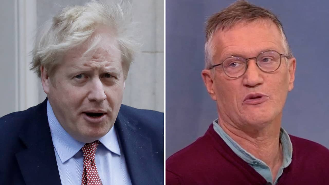 Corona: Anders Tegnells svar om Boris Johnson - Expressen